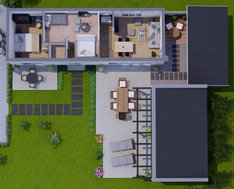 Bohus Modern Smart Villa